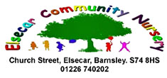 Elsecar Community Nursery Logo